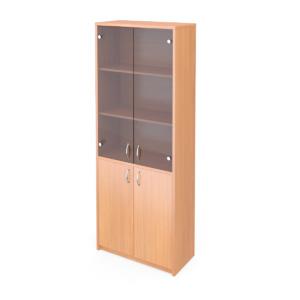 шкаф со стеклом